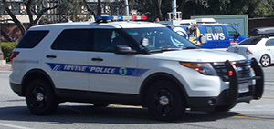 Irvine Police Accident Reports