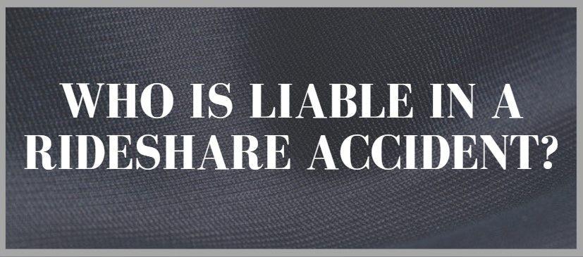 Uber Accident Lawyer Irvine CA