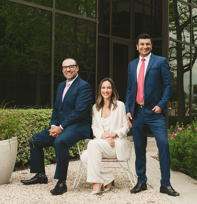 The Attorneys of RMD Law Personal Injury Attorneys